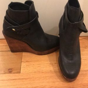 Rag and bone ankle booties